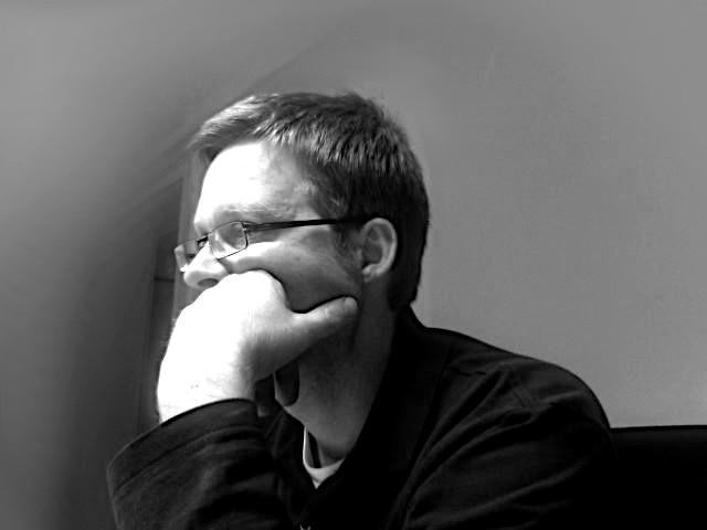 Thaddäus Dorsch Composer working